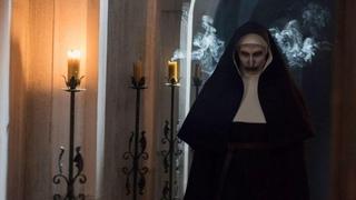 Первое появление Валака: Проклятие монахини (2018) Full HD 1080p