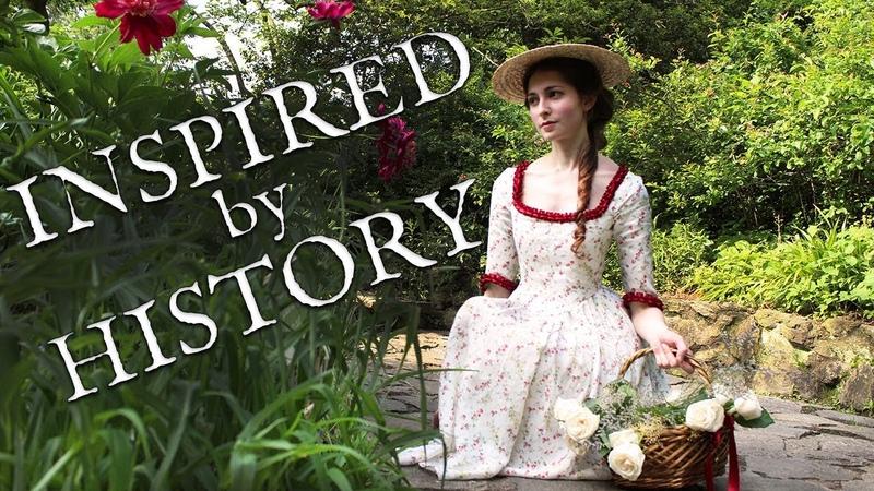Making an 18th Century Inspired Summer Dress