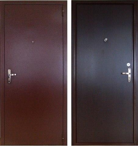 прайс на стальные двери в коломне