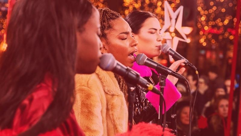 Janice, Sabina Ddumba Molly Hammar - Aretha Franklin-medley / Musikhjälpen 2018