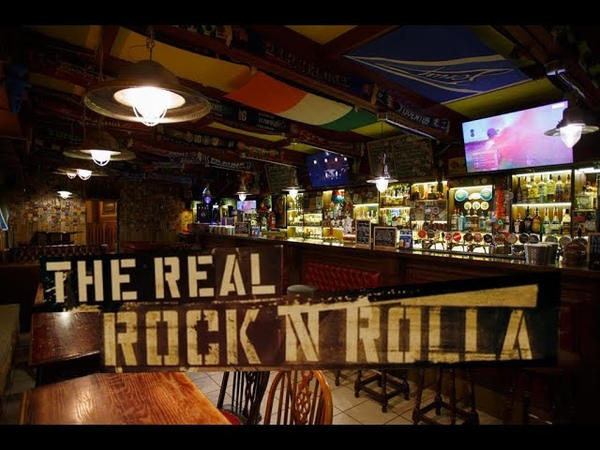 THE REAL ROCK N ROLLA