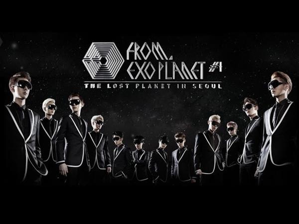 【演唱會中字】EXOPLANET1 THE LOST PLANET in SEOUL DVD