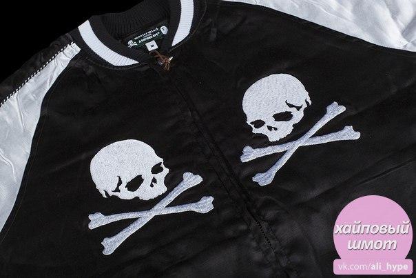 Куртки Mastermind x BAPE -