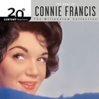 Connie Francis альбом 20th Century Masters: The Millennium Collection: Best of Connie Francis