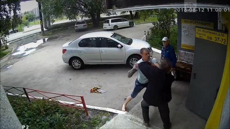 Житель Челябинска проломил голову ветерану ВОВ