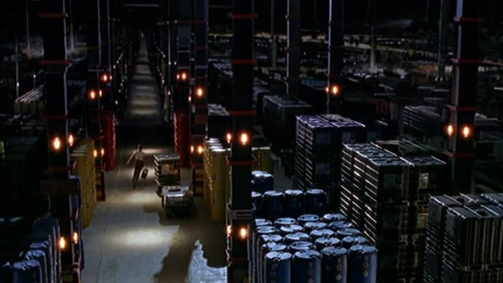Электронные жучки Bugs (4-й сезон, 6-я серия - Ящик Пандоры) (1998-1999) (сериал, фантастика, боевик, криминал)