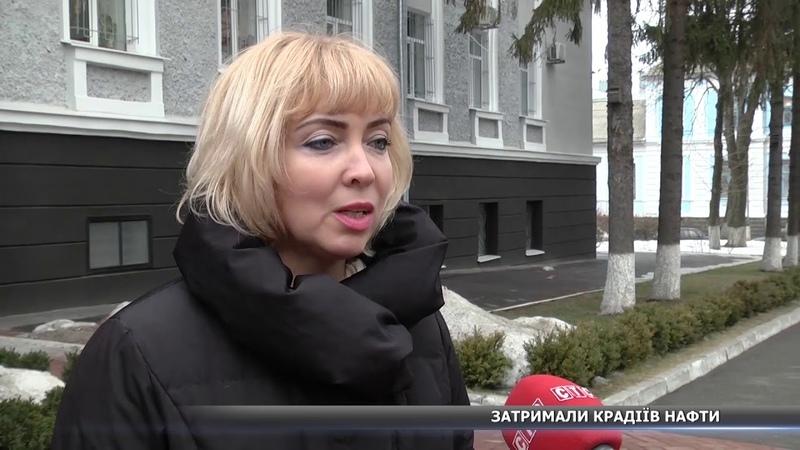 В Охтирському районі затримали крадіїв нафти