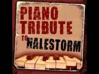 Mz. Hyde - Halestorm Piano Tribute