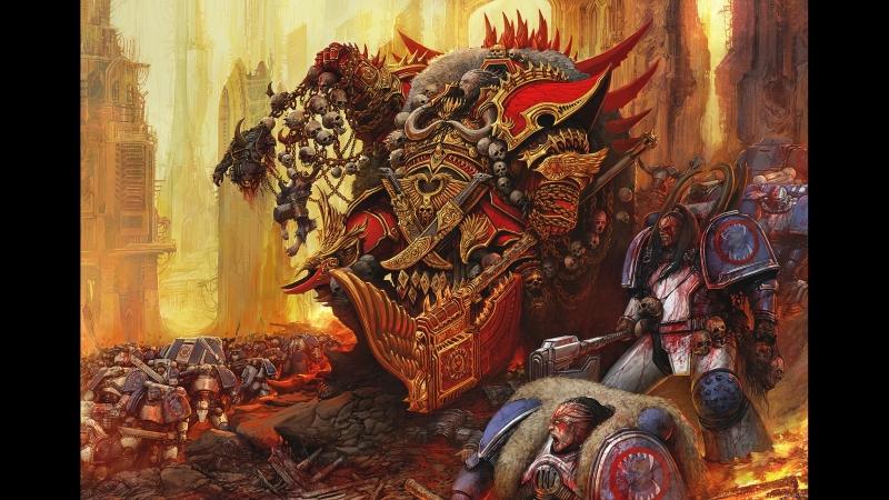 Warhammer 40 000 Ересь Хоруса. Часть 4.( канал JJ-Case www.youtube.com/channel/UCifxuNoefDcwcDJmvZc_4fA )
