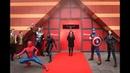 Cap sur le Disney's Hotel New York ® The Art of Marvel