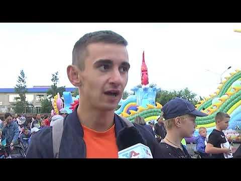 Несмотря на середину недели, в Тарановском районе решили отметить международный день молодежи