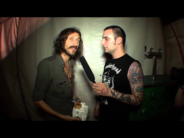 ROCK'N'ROLL TV- Gogol Bordello interview (Kubana 2012)