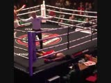 Самый Брутальный Нокаут Года - Harlem Eubank vs Petar Alexandrov