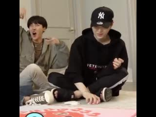 the way yoongi's huge hand completely envelopes hobi's delicate one