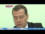 Для некоторых школьников Владимирской области первый урок в этом учебном году провёл Д Медведев