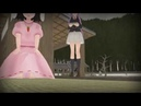 [ MMD Touhou ] Happy time, Small life