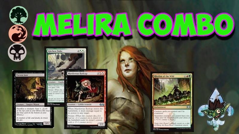 Jund Meliria - Modern