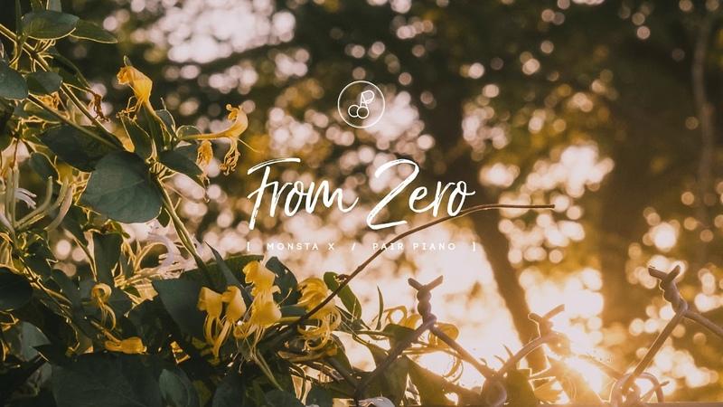 몬스타엑스 (MONSTA X) - From Zero (프롬제로) (New Ver.) Piano Cover 피아노 커버