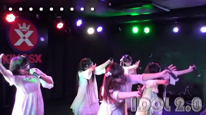 ・・・・・・・・・ (Dots Tokyo) Performance with Pressbutton from Under and New Worlf