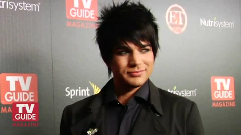 Adam Lambert on Lady Gaga, Ellen on Idol and his NEW album! Hot List with TV Guide Magazine