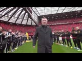 On This Day in 2013, Sir Alex Ferguson managed his last ever home game as Manchester United manager. The impossible dream, made