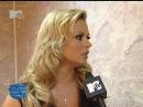 Анна Семенович - News Блок MTV (2012) Голая? Грудь, секси