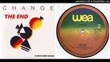 CHANGE - The End (12'' Maxi Single) 1980 italo disco space synth-pop electronic 80s Hi-NRG EURODISCO
