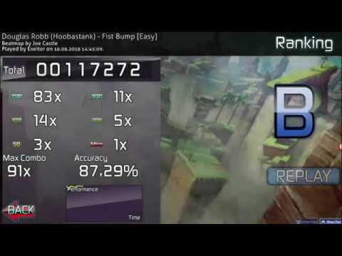 [16] DOUBLE BOOST! OSU! 12 - FIST BUMP [1080p60]
