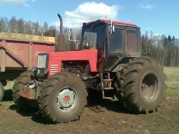 Трактор МТЗ 82 - устройство и технические характеристики