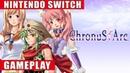 Chronus Arc Nintendo Switch Gameplay