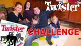 TWISTER CHALLENGE 100 FUN avec les cousines ! Qui aura le + d'