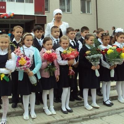 Диляра Гарифуллина, 13 марта , Марганец, id162039892