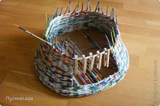 Плетения дома своими руками