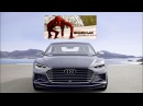 2018 Audi A8 Crash Prevention System Spider Man - Home Coming
