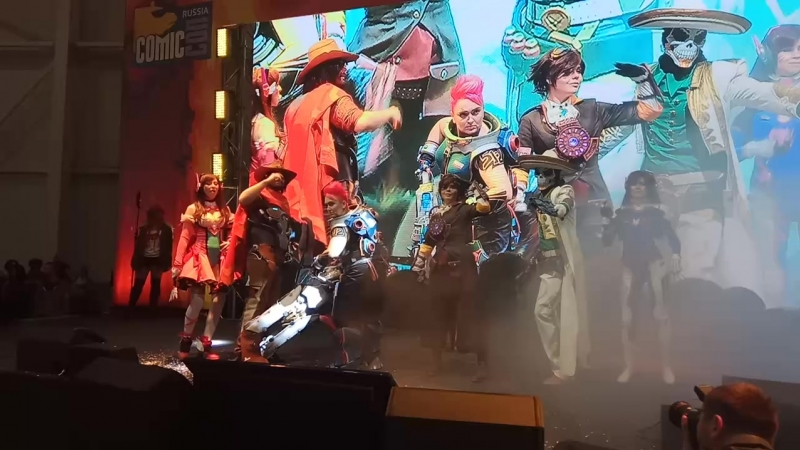 CCR2018. Cosplay Defile 04
