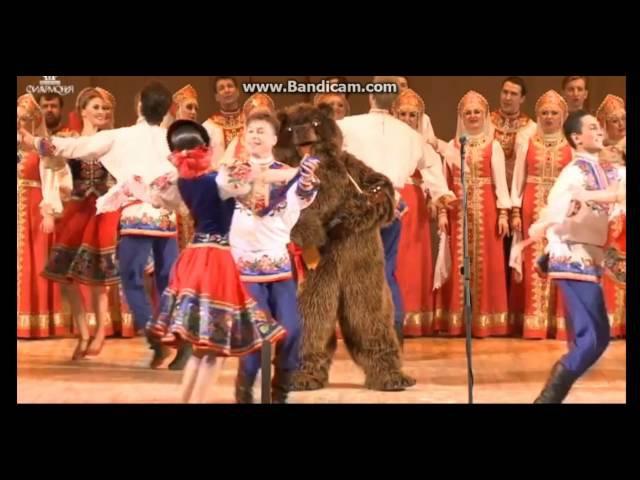 Омский хор Край сибирский муз Г Н Пантюкова постановка Я А Коломейского КЗЧ 11 11 15