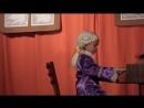 Даша в роли маленького Моцарта. Школа искусств г. Конотоп. 7 лет