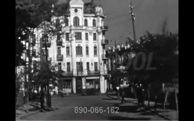 Кадр из фильма 1942 о Виннице, опубликованного Bambamus1