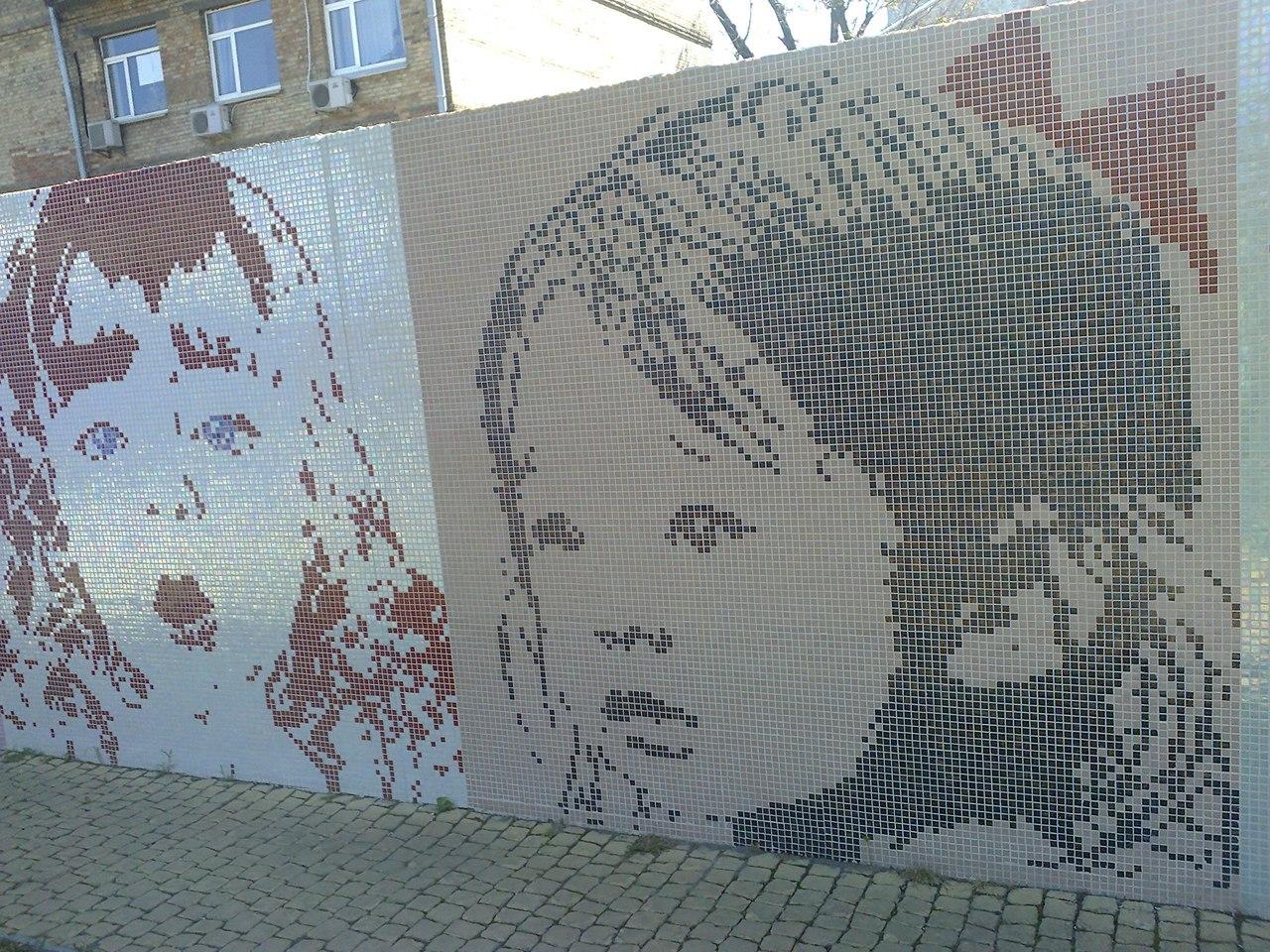 Детский парк в Киеве