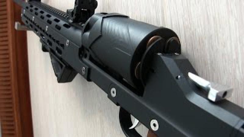 Револьверное ружье - концепт с Arms Hunting, заметка с выставки