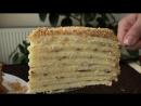 Торт на Сковороде, Чем-то Даже Похож на НАПОЛЕОН