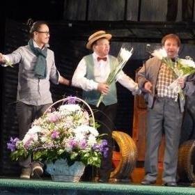 В Таганрогском театре имени А.П. Чехова прошла премьера спектакля «Лишний человек»