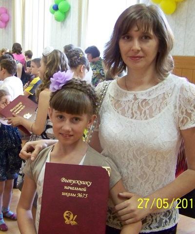 Марина Храпкова, 11 сентября , Оренбург, id201790710
