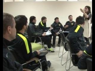 Уроки английского для тренеров академии Анжи