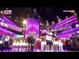 info - - 180905 - Show champion win this week - Congratulations BTS Idol3rdwin - - @BTS_t (1)