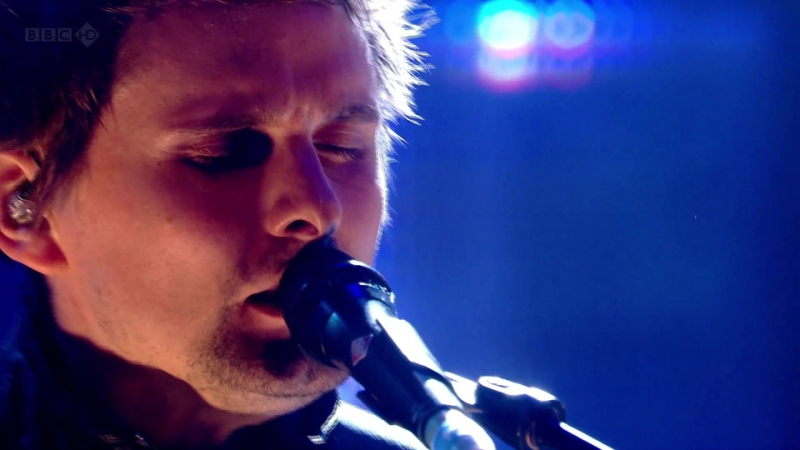 Muse at Later...with Jools Holland 2012