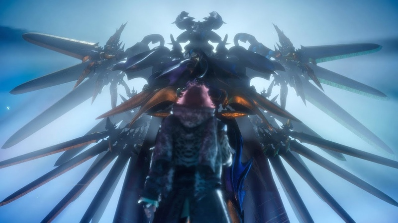 Final Fantasy XV Episode Ardyn Submit To Fate Ending