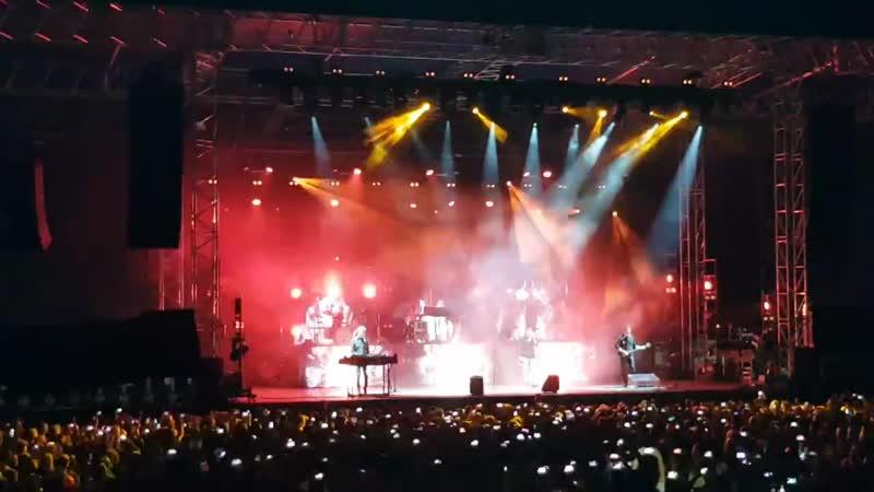 A-ha - Дрезден, The sun always shines on T.V. (24.08.2018)