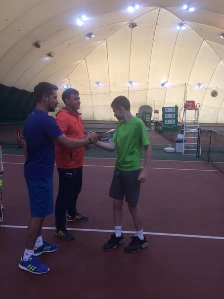 Летняя теннисная площадка. I смена. Барнаул