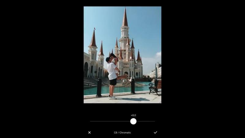 Влад Литвинов - уроки обработки фото в Инстаграм Ч.4 VSCO